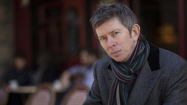 John Kelly, presenter of The Works Presents.