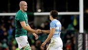 Devin Toner could be Ireland's key man against the All-Blacks