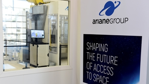 The ArianeGroup said it faced tough competition from US space companies