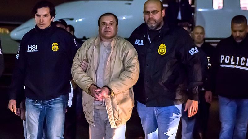 Mexican drug kingpin 'El Chapo' appeals life sentence