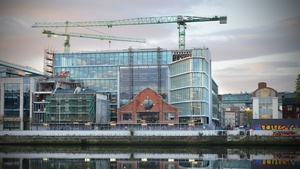 Hibernia REIT announced a deal late last year to lease its 1SJRQ office block to Hubspot