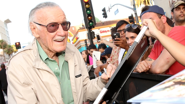 Stan Lee has died at the age of 95