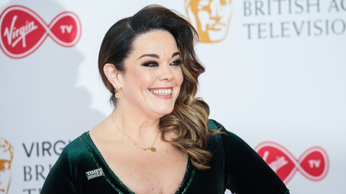 """Lisa Riley - """"I am so interested to see what trouble Mandy is capable of causing"""""""