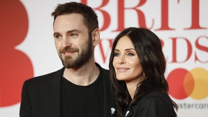 "Johnny McDaid and Courteney Cox - ""We are just normal people and do the things everybody else does and it isn't that startling"""