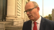 Simon Coveney said Theresa May must persuade people that the consequences of rejecting the deal would be chaotic