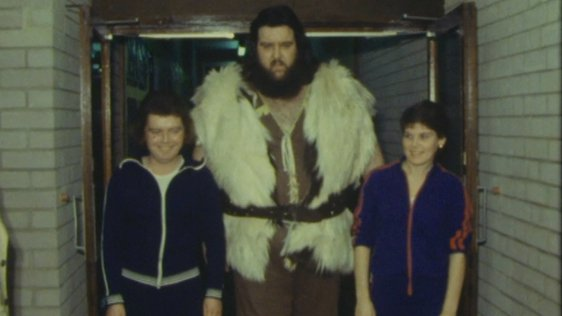 Giant Haystacks In Enniskillen