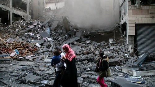 Seven people were killed during Israeli airstrikes in Gaza in recent days