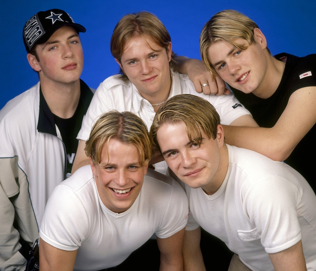 Westlife as IOU