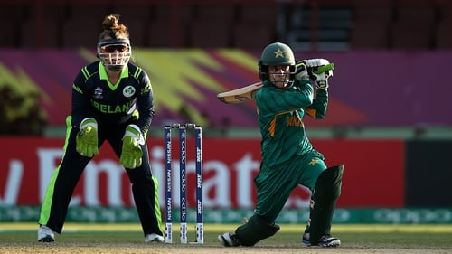 Javeria Khan hit a captain's innings as she guided her side to victory