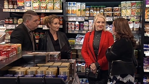 Fair City fans can find out what happens next on RTÉ One on Wednesday at 8:00pm