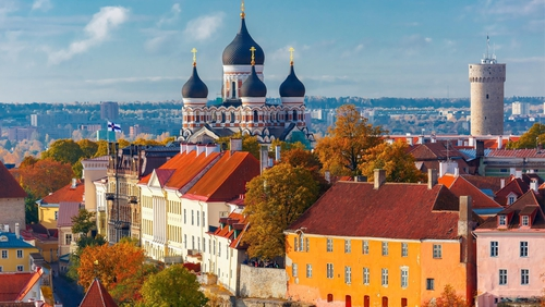 Estonia is a foodie's paradise