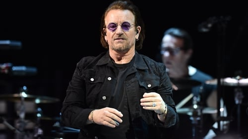 """Bono says U2 are """"going away now"""" as the band wrap up their Experience + Innocence tour"""