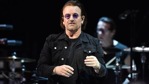 Bono: walk on