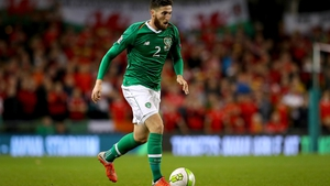 Matt Doherty previously played under Mick McCarthy at Wolves
