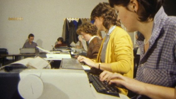 Typist of the Year Competition (1983)