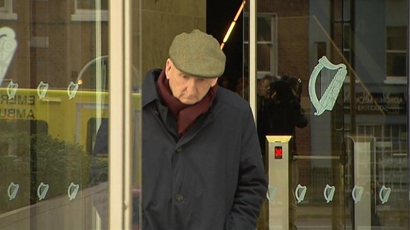 John           McClean outside court in November 2018