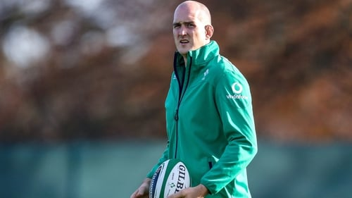 Devin Toner will partner James Ryan in the second row against New Zealand