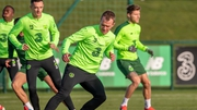 Glenn Whelan earns his 85th cap against Northern Ireland this evening and will captain the side in what is likely to be his final international