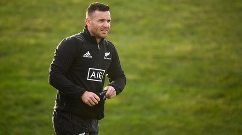 Ryan Crotty is the only change to the New Zealand starting team