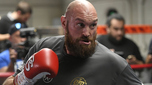 I'll be Fury's worst nightmare - Wilder