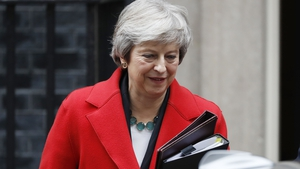 """""""I don't think anybody can say exactly what will happen in terms of the reaction we'll see in parliament,"""" Theresa May said"""