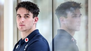 Joey Carbery is hoping to maintain his 100% record against the All Blacks