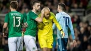 Darren Randolph kept Ireland in the game