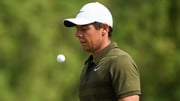 Rory McIlroy shot a second round 67 at the DP World Tour Championship in Dubai