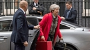 Theresa May faces mounting pressure from within Tory ranks