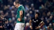 Devin Toner reacts to the 2016 defeat to the All Blacks in Dublin