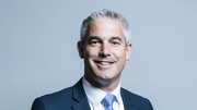 A trained lawyer, Steve Barclay has been an MP since 2010