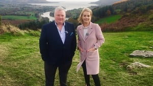 Stephen Nolan and Claire Byrne joined forces for a Brexit special