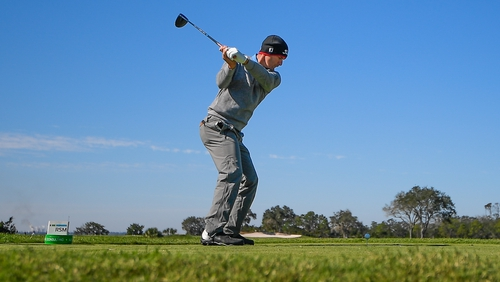 Charles Howell lll leads the RSM Classic