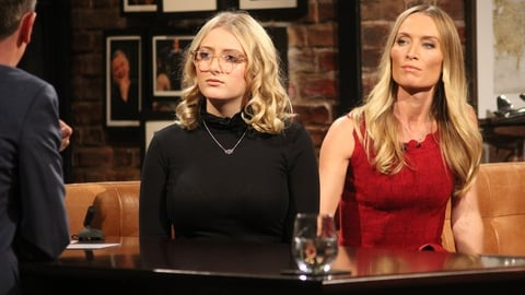Victoria Smurfit | The Late Late Show