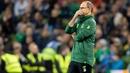 Martin O'Neill has parted company with Ireland