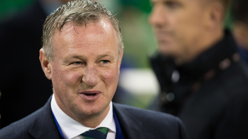 Stoke make official approach for Michael O'Neill