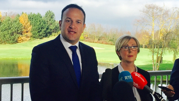 Taoiseach Leo Varadkar said he is not planning a pre-Christmas election