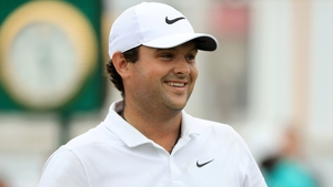 Patrick Reed is sitting pretty