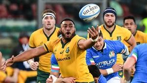 Australia faced Italy in Padua