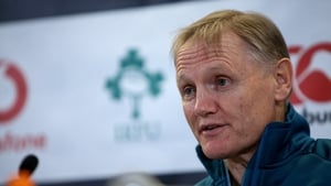 Joe Schmidt will announce the decision on Monday