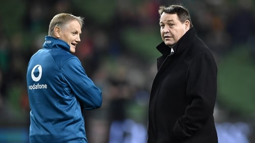 Ireland are one of six teams Steve Hansen believes can win the World Cup