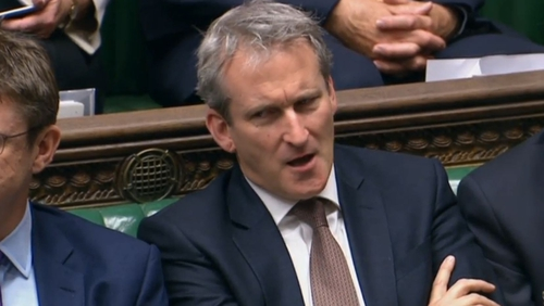 Damian Hinds said hardline conservatives and the DUP needed to consider the alternatives to the deal