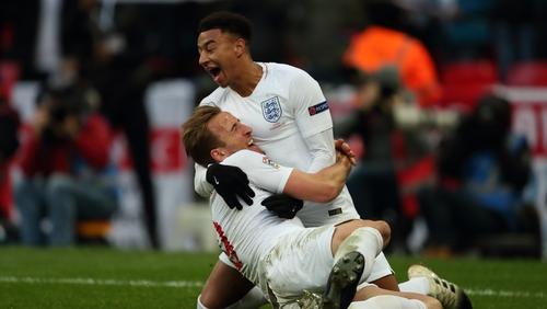 Harry Kane and Jesse Lingard were both on target s England defeated Croatia.