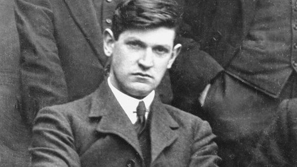 Michael Collins, whose actions changed the course of the War