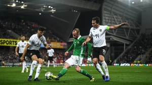 Northern Ireland registered zero points from their first Nations League campaign