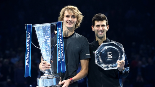 Alexander Zverev Didn't Deserve To Be Booed, Says Roger Federer — ATP Finals