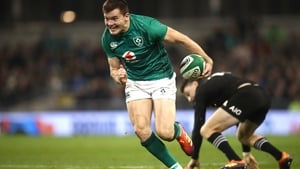 Jacob Stockdale has been a revelation at senior level since progressing through the U-20 ranks