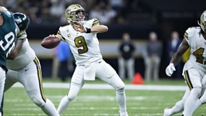 Brees continues to lead the Saints' to winning ways