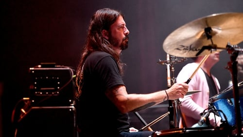 Foo Fighters will play Belfast and Dublin gigs this summer