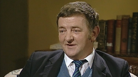Willie Bermingham, founder of the charity ALONE (1988)